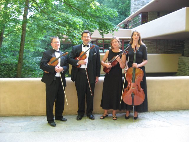 Chamber musicians will play for weddings, receptions, background entertainment, church services, cocktail parties, holiday events