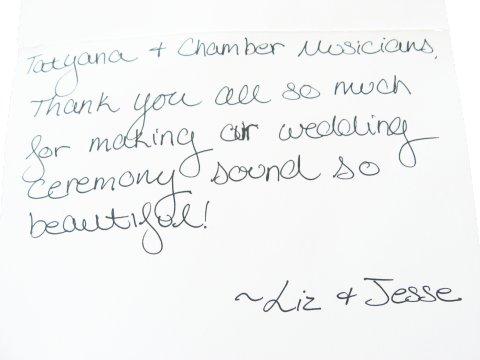 testimonial Liz & Jessie